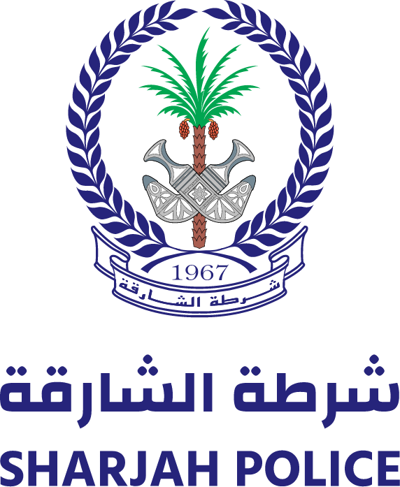 sharjah police logo